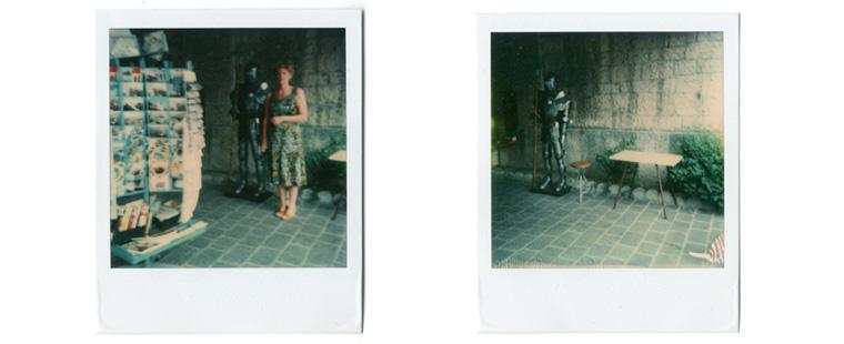 Anonyme Polaroid-Aufnahmen, 1980er-Jahre
