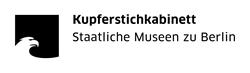Logo Kupferstichkabinett Staatliche Museen zu Berlin