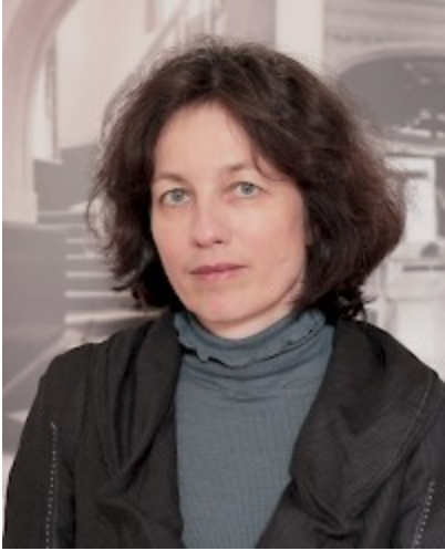 Porträt Christa Bluemlinger